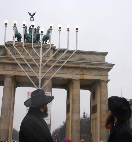 Porta di Brandenburg, Berlino
